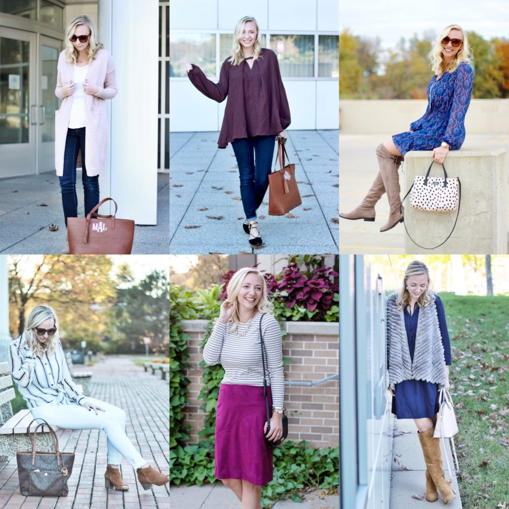 Thanksgiving Inspiration Casual and Dressy