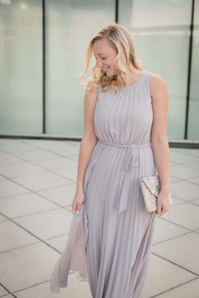 Morning Lavender Holiday Looks Look Dress