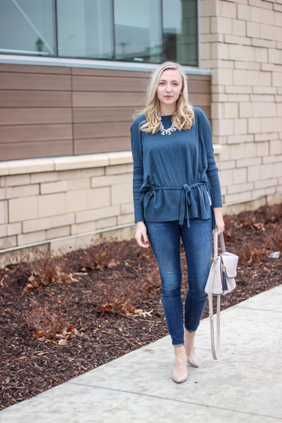 Winter Florals – Dressing for the Cold
