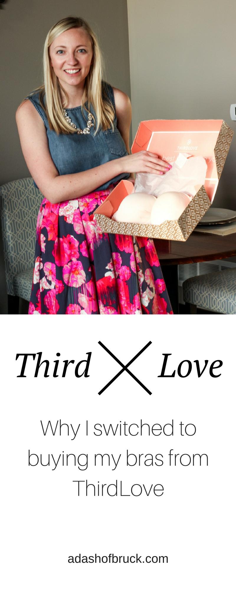 ThirdLove – NEW Naked Line
