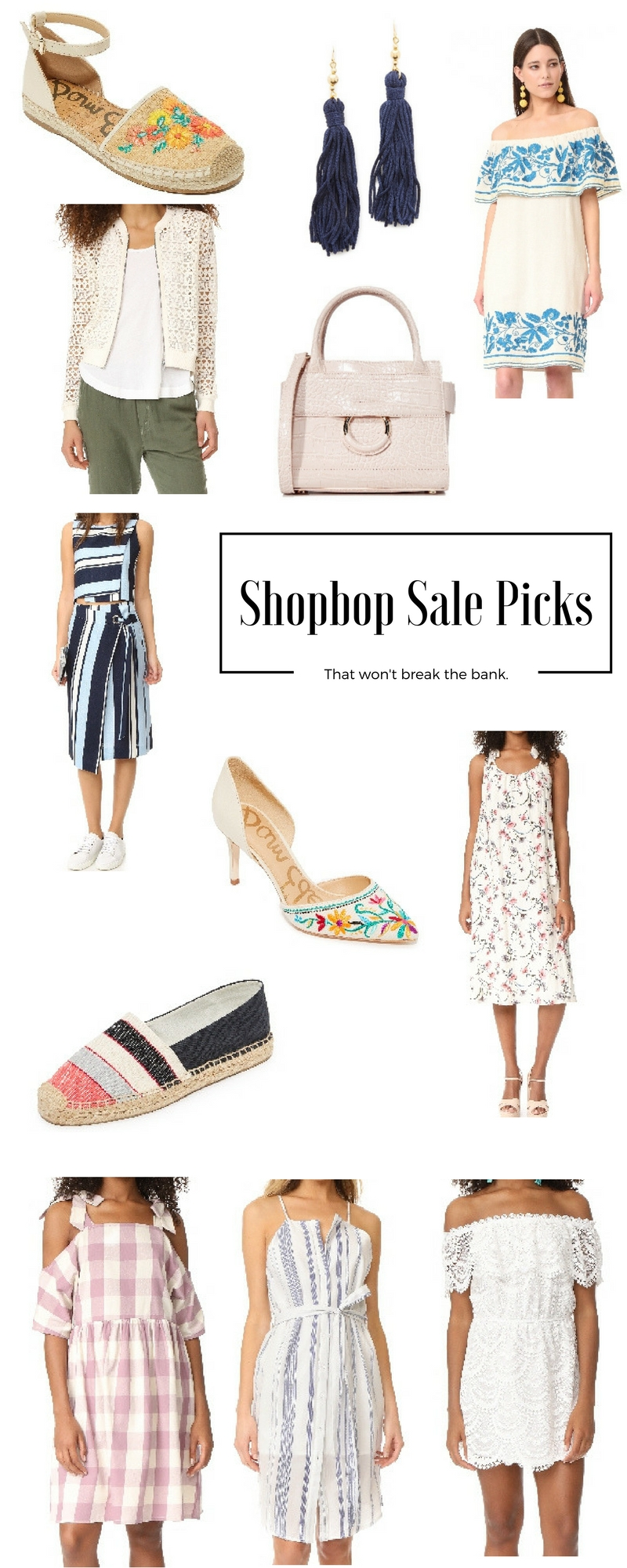 Shopbop Sale – Fashionable finds for less